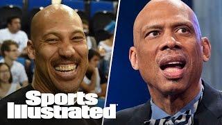 LaVar Ball's Wife Debate, Kareem Abdul-Jabbar On Muhammad Ali | SI NOW | Sports Illustrated