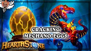 Cracking Mechano-Eggs 🍀🎲 ~ Hearthstone The Boomsday Project