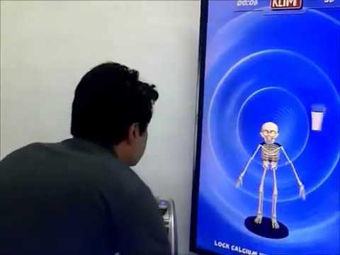 Nestle KLIM Gesture Game by Asiatica Communications