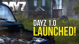 #DayZ 1.0 Launched... But Its Not The End!