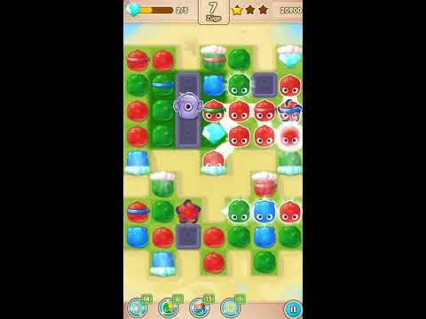 Jelly Splash lvl 1294 Android 3 Stars +3Turns
