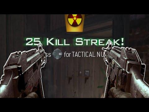 TACTICAL NUKE with AKIMBO UMP45 - Modern Warfare 2
