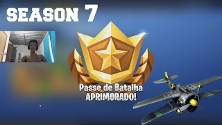 NEW BATTLE PASS SEASON 7-FORTNITE