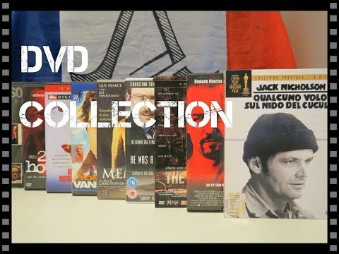 DVD Collection 2018 - Part 2