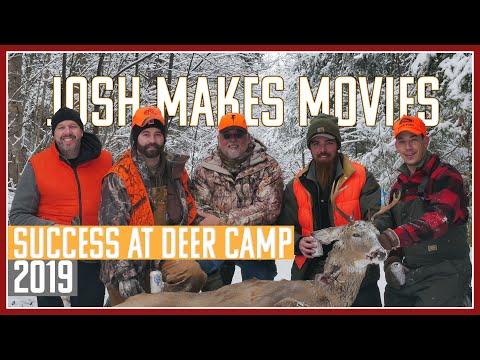 Upper Peninsula Deer Camp Success Michigan Hunting 2019 Part 2