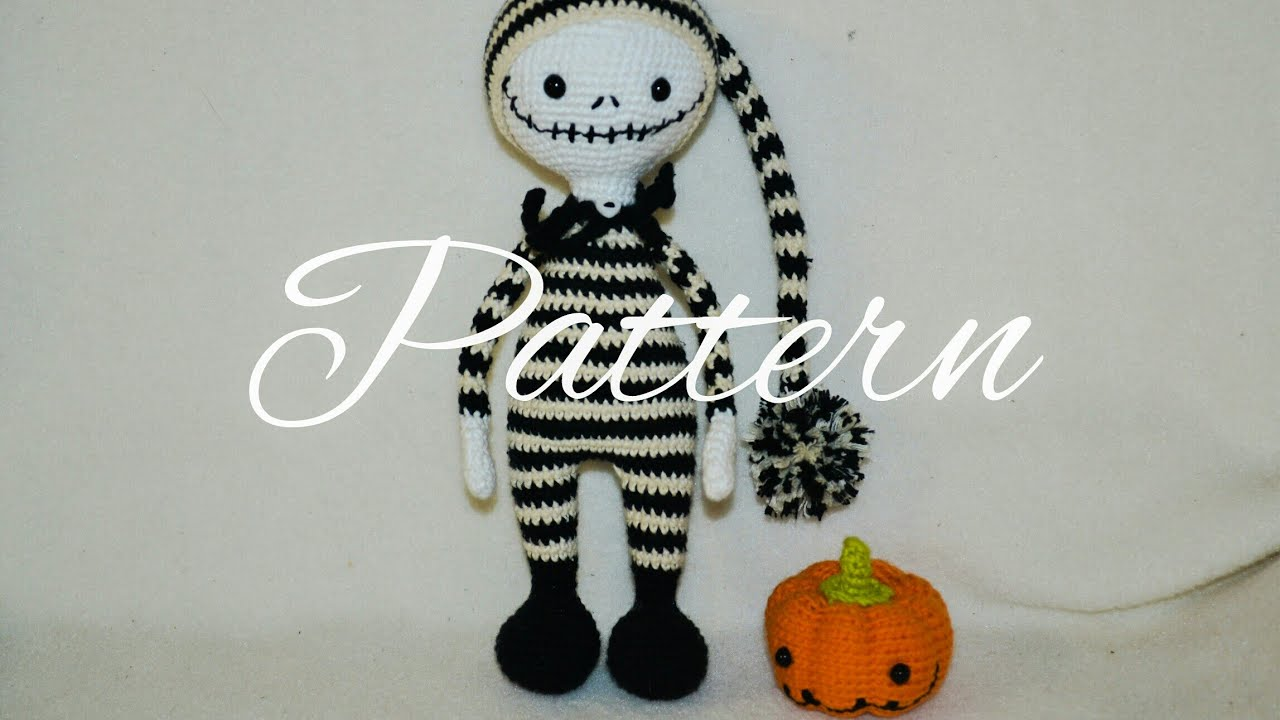 Jack – Amigurumi Patterns | 720x1280
