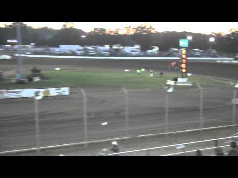 Sprint Invaders heat 2 34 Raceway 9/19/15