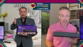 HSN | Customer Appreciation Month Finale with Amy & Adam 04.30.2021 - 11 PM