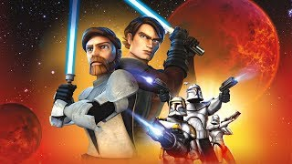 STAR WARS THE CLONE WARS IS BACK