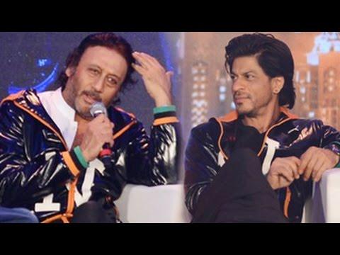 Jackie Shroff calls Shahrukh Khan KING of Bollywood