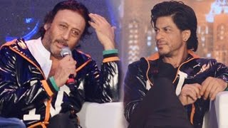 Jackie Shroff calls Shahrukh Khan KING of Bollywood
