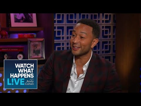 John Legend Addresses Kanye West's Twitter Rants | WWHL