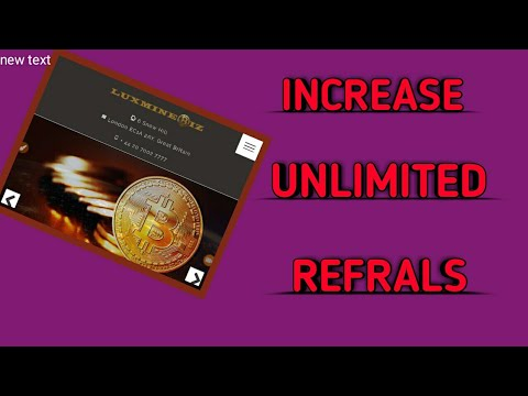 How To Make Unlimited Refral||Nomi Technical Tricks
