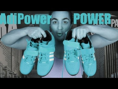 Adipower Weightlifting Shoe Unboxing + COMPLETE Overview: Price, Fit, Specs, Comparison