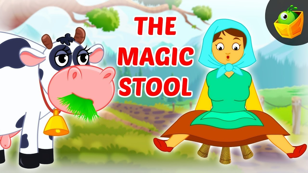 The Magic Stool More English Fairy Tales Moral