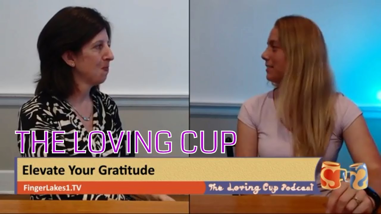 THE LOVING CUP: Jill Fudo & Kim Fortin (podcast)