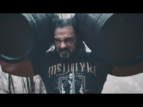 Drew McIntyre Trains For WrestleMania In The Scottish Highlands