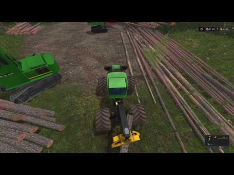 Farming Simulator Logging | KST MAP | Selective Cut PT. 11