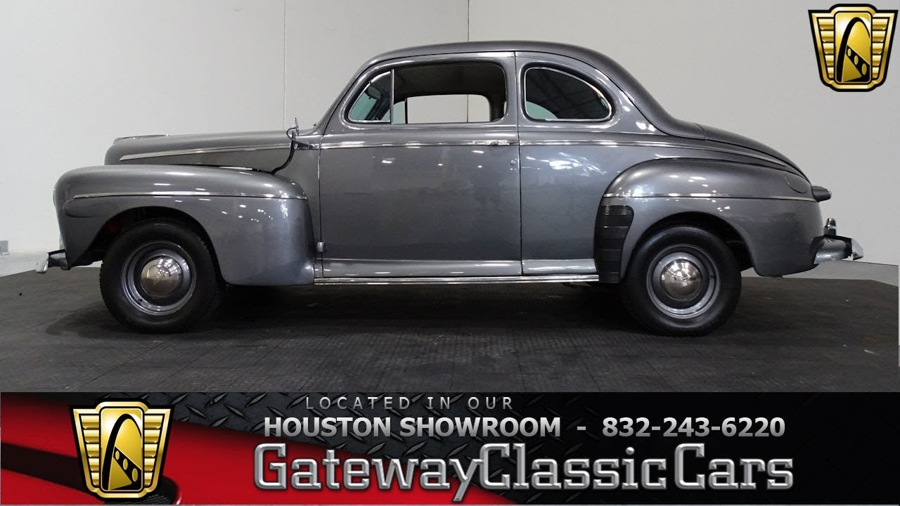 1947 Ford Coupe Gateway Classic Cars Stock #989 Houston Showroom ...