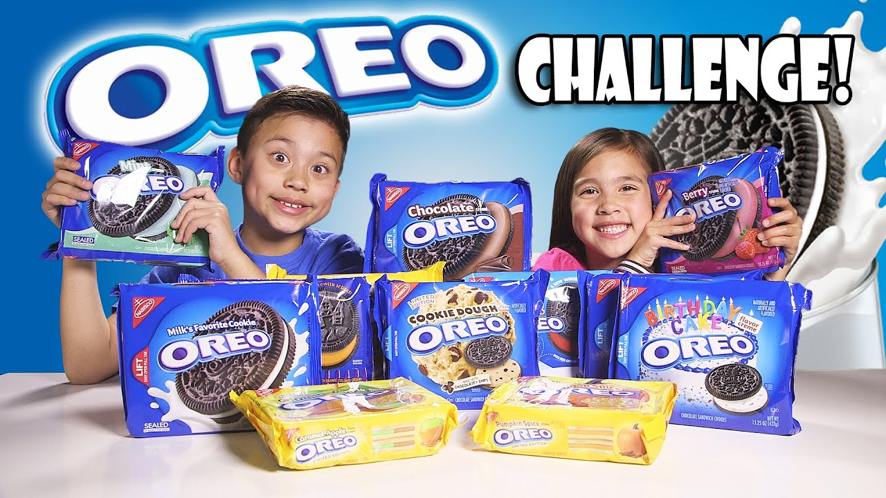Image result for oreo flavors you tube