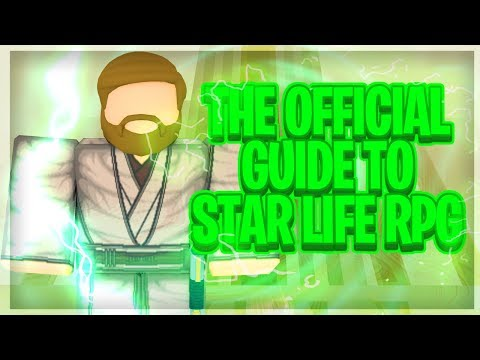 The *OFFICIAL GUIDE* To STAR LIFE RPG!