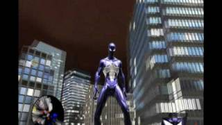 Spider-Man Web Of Shadows new costumes with TexMod