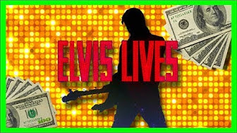 BIG WIN! 🎼 Elvis Lives Slot Machine Bonuses 🎸 Sit Spin & Win With SDGuy