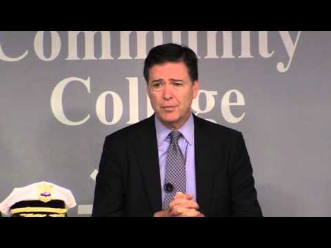 FBI Director James Comey on how to solve Cleveland's and America's violence problem