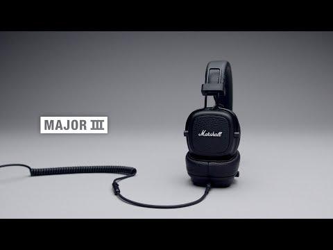 Marshall - Major III Headphones - Intro/Trailer English