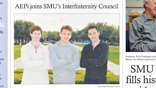 Founding AEPI at SMU