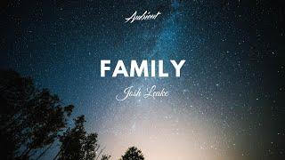 Josh Leake - Family