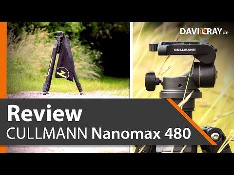 Review: Cullmann Nanomax 480 RW20  | David Cray