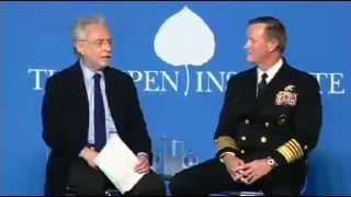 Conversation with Admiral William McRaven from the 2012 Aspen Security Forum