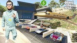 SPENDING $50 Million in 10 Minutes in GTA 5!! (GTA 5 Mods)