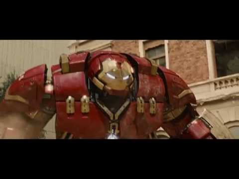 Avengers: Age of Ultron trailers