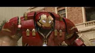 New Avengers Trailer Arrives Marvel's Avengers: Age of Ultron Trailer 2