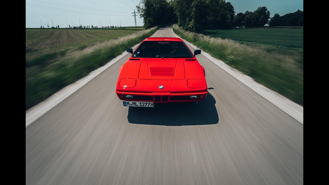 We drive the 1981 BMW M1! - AutoWereld