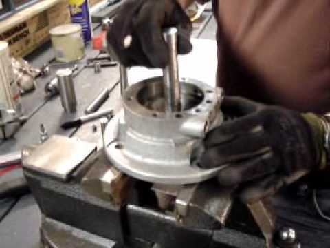 Powerwise Ink Pumps - Installing the Air Motor Kit Part Two