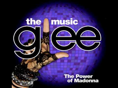 Glee: The Power of Madonna  Express Yourself