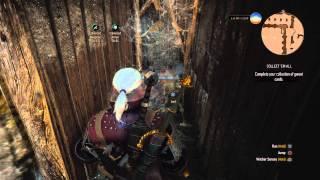 The Witcher 3 - Secret Treasure Room in Vizima