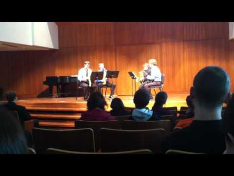 JeanJean Mvt. II - Tangent Quartet