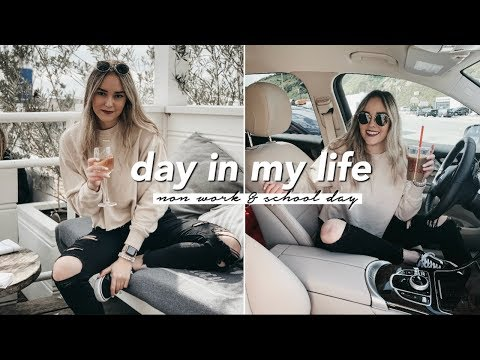 DAY IN THE LIFE: Malibu Farms + My First MK Bag