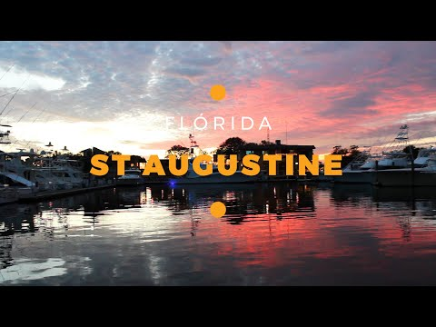 St Augustine, muita história perto de Orlando