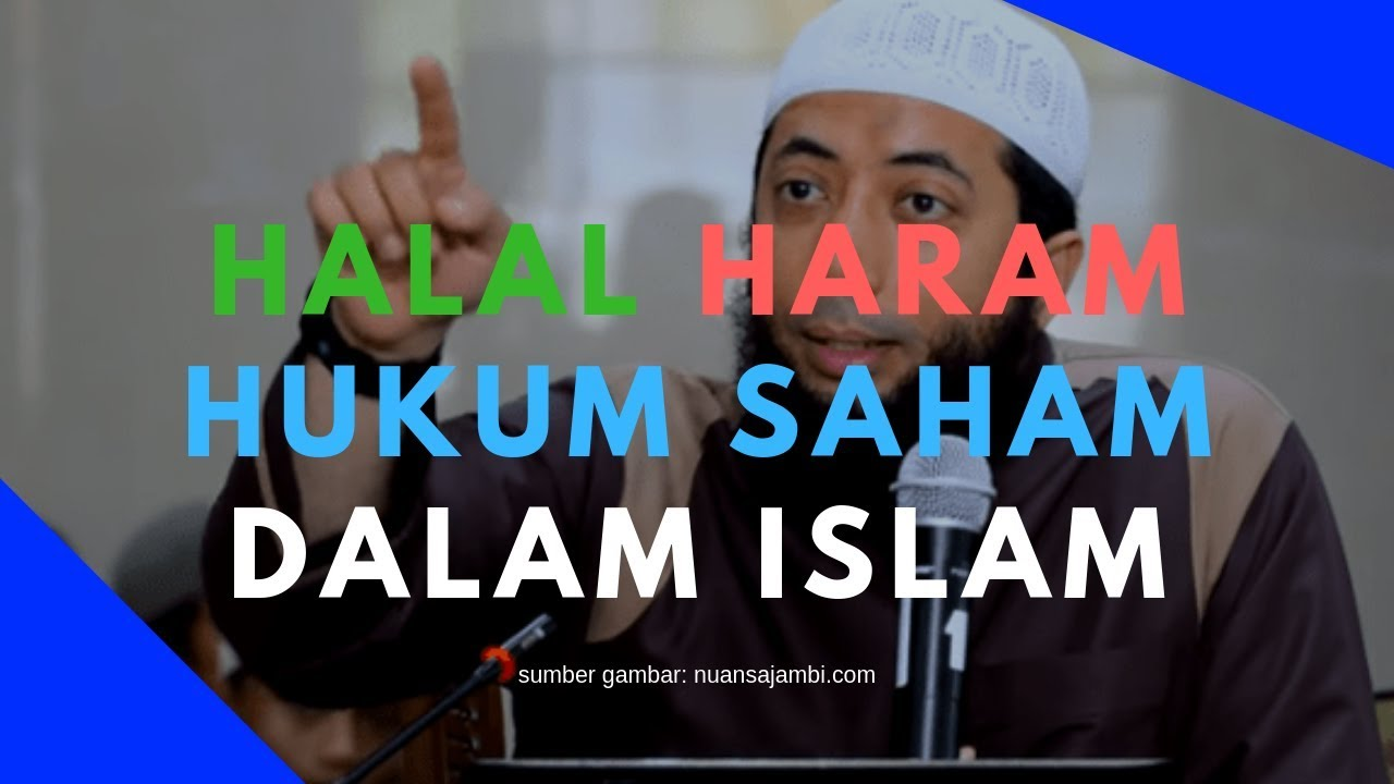 Trading Saham : HALAL, HARAM, OR RIBA,,, ?? – Buy. Sell. Hold