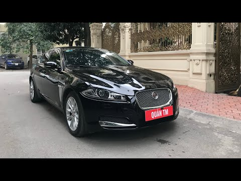 [ĐÃ BÁN] Giá ngang Camry, Cần 400 triệu sở hữu xe sang Jaguar XF 2015 XỊN SÒ | Quân TM
