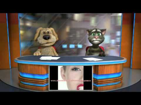 Talking Tom & Ben News afrikaans