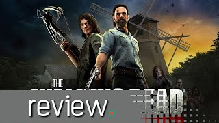 The Walking Dead Onslaught Review - Noisy Pixel