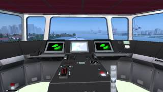 biggest ship in ship simulator 2008