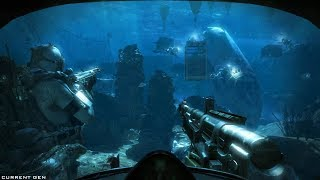 MOST BEAUTIFUL UNDERWATER COMBAT IN GAMES ! Call of Duty Ghosts