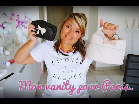✿ Mon vanity pour Paris